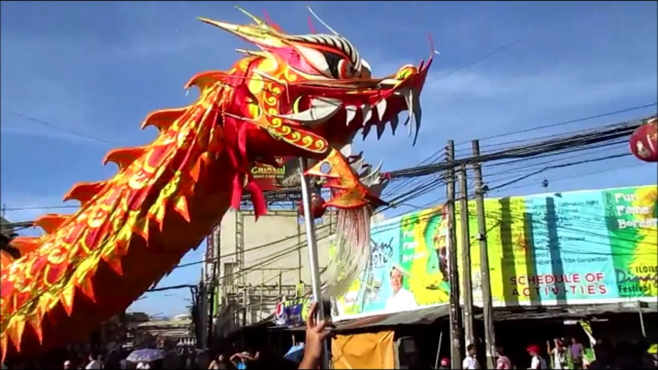 chinese new year parade in iloilo city philippines video 1 youtube - Chinese New Year Video