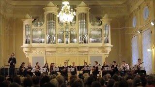 �������� ���� А. Глазунов - Испанский танец из балета Раймонда (аранжировка  Н. Шкребко) ������