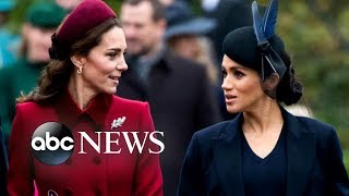 Download Video Sarah Ferguson calls for end of toxic social media trolling pitting Kate and Meghan   GMA MP3 3GP MP4