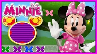 minnie s flutterin butterfly bow mickey mouse clubhouse games for kids   kids club 123