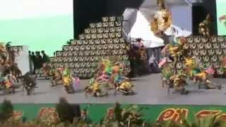 Sinulog 2013 Lanao Del Norte (Tribu Sarimanok) 5th Placer