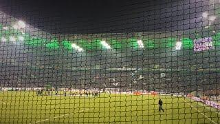 BORUSSIA MÖNCHENGLADBACH - FC SCHALKE 04 2:2 16.03. Europa League ACHTELFINALE | StadionReportHD #64