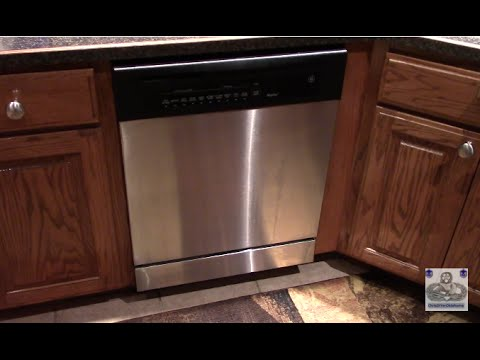 nineyear old ge dishwasher on last leg