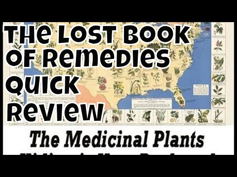 The Book of Lost Remedies Quick Review | The Book of Lost Remedies