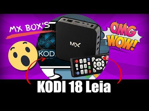 MX Mid-Night G Matricom - Dual Core AML8726 TV Box -  LibreELEC 9 - KODI 18 Update