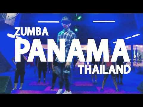 ปานามาไทยแลนด์   PANAMA - Matteo   Zumba®Choreo by ZIN™Toomtam (Full ver.)