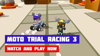 Moto Trial Racing 3: Two Player · Game · Gameplay