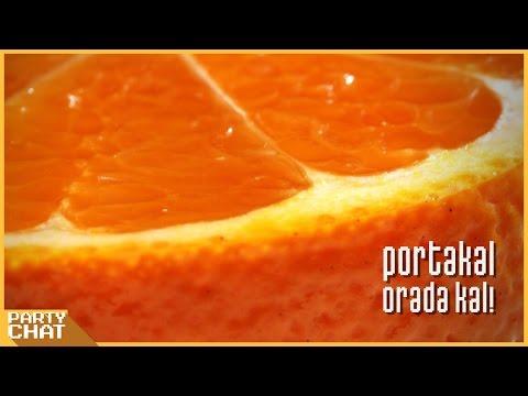 Hollanda Krizi: Portakal, Orada Kal! - Party Chat