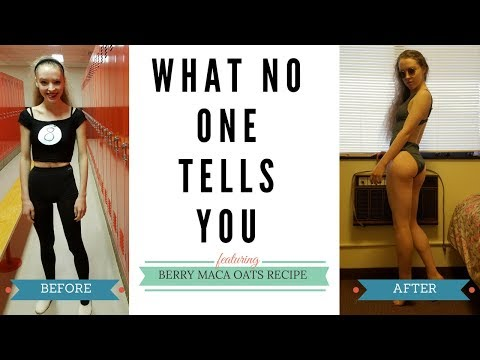 ED RECOVERY SYMPTOMS NO ONE TALKS ABOUT (+ berry maca oats recipe)