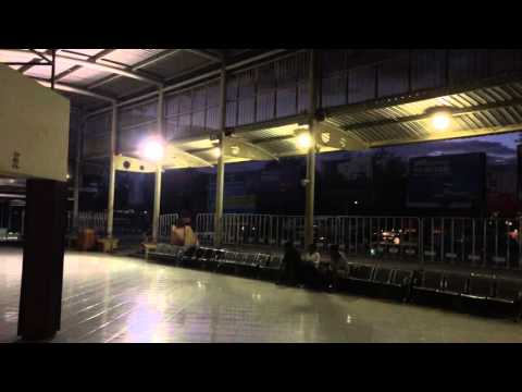 Timor Leste Aéroport de Dili /  East Timor Dili airport