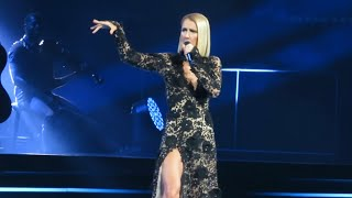 Celine Dion - Imperfections - Live In Newark - 8 March 2020