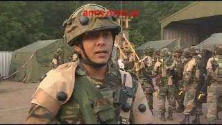 India-Britain joint Army engagement - Exercise Ajeya Warrior