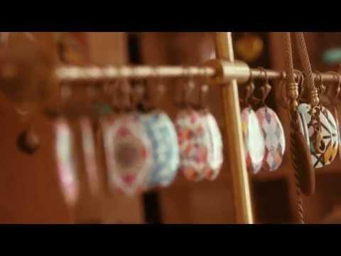 Dame Pivoine création de bijoux haute fantaisie