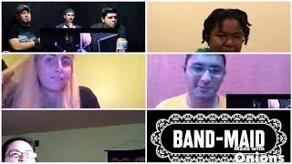 BAND-MAID - Alone - REACTION