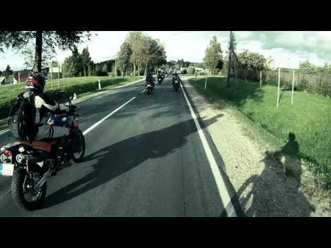 Motorcycle season closing in Latvia 2011
