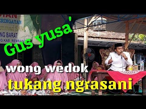 Gus Yusa' Maulid Nabi Desa Sulang