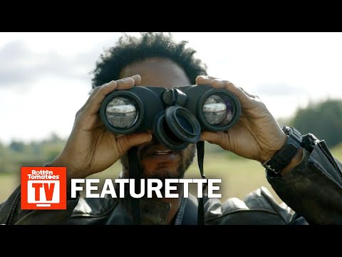 Colony Season 3 Featurette  'Peter Jacobson & Tory Kittles'  Rotten Tomatoes TV