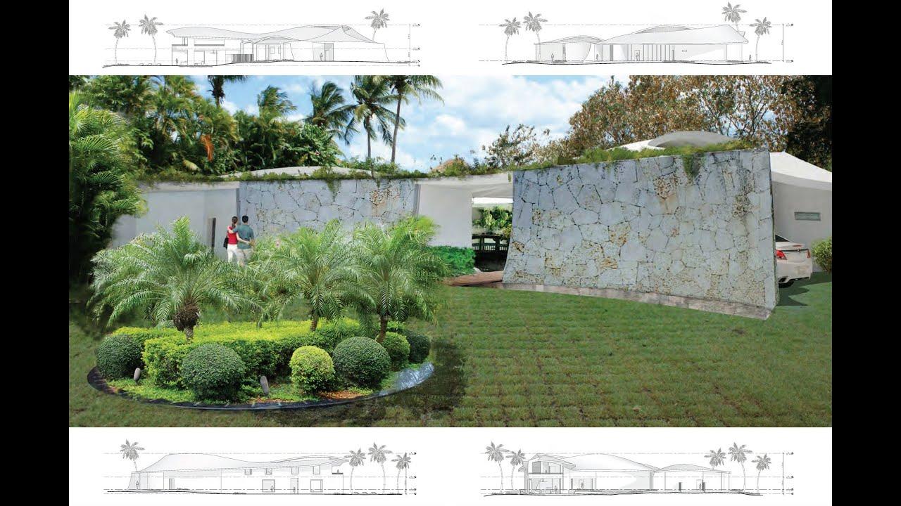 Dise o cacique i casa de campo rep blica dominicana for Casa de campo republica dominicana