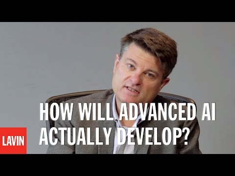 Martin Ford: How Will Advanced AI Actually Develop?