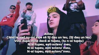 "abi - &quotRege pa Romania"" (Versuri Lyrics)"