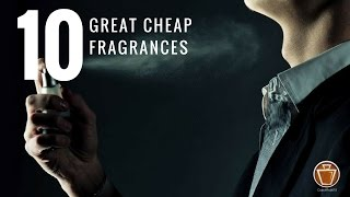 Top 10 Cheap/Inexpensive Fragrances