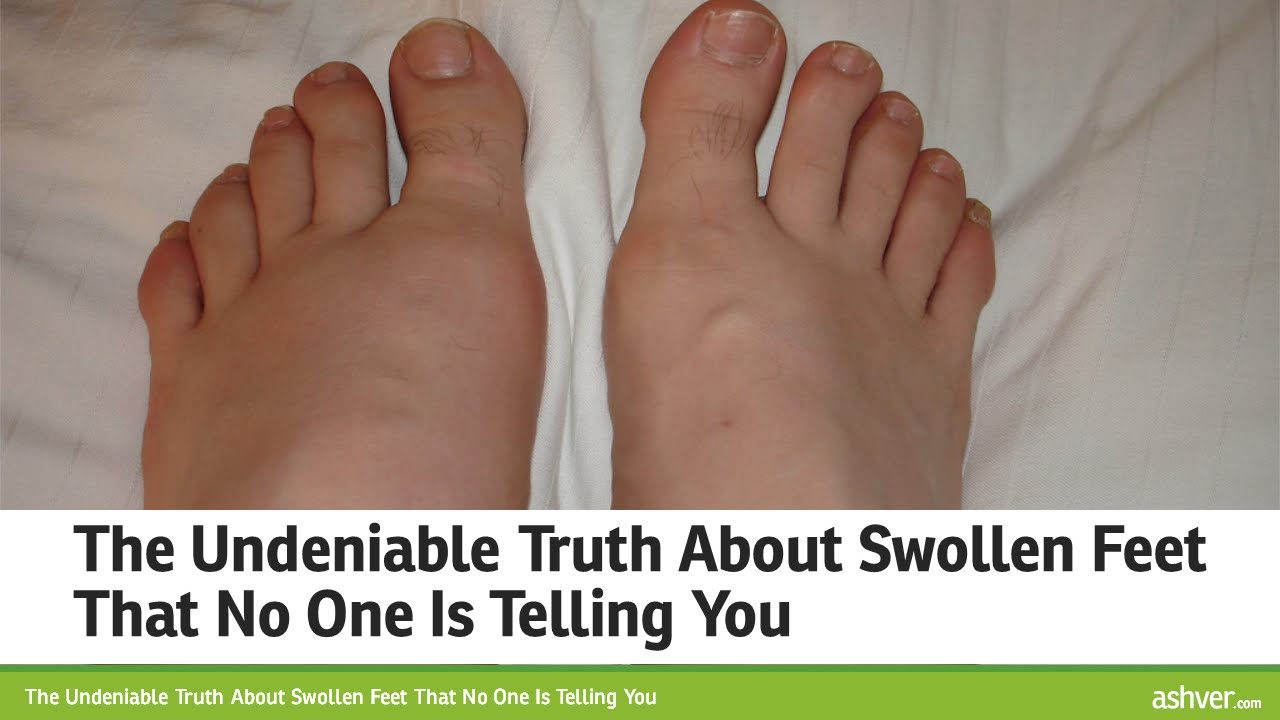 how to tell what someones feet look like