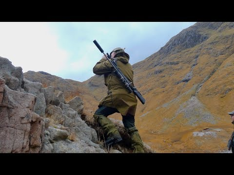 Deer Hunting in the West Highlands of Scotland