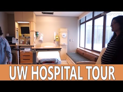 09302015 - UW Hospital Tour for Labor | Vlog #649