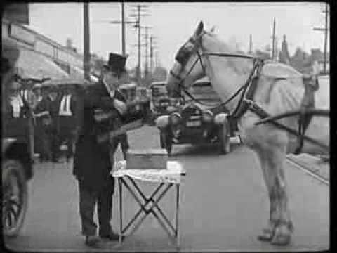 Slapstick clips - Mother's Joy (1923)