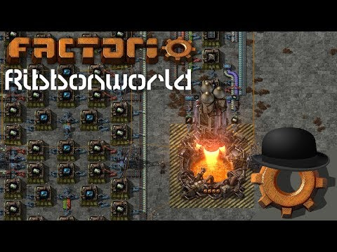 Factorio Ribbonworld Ep#26: