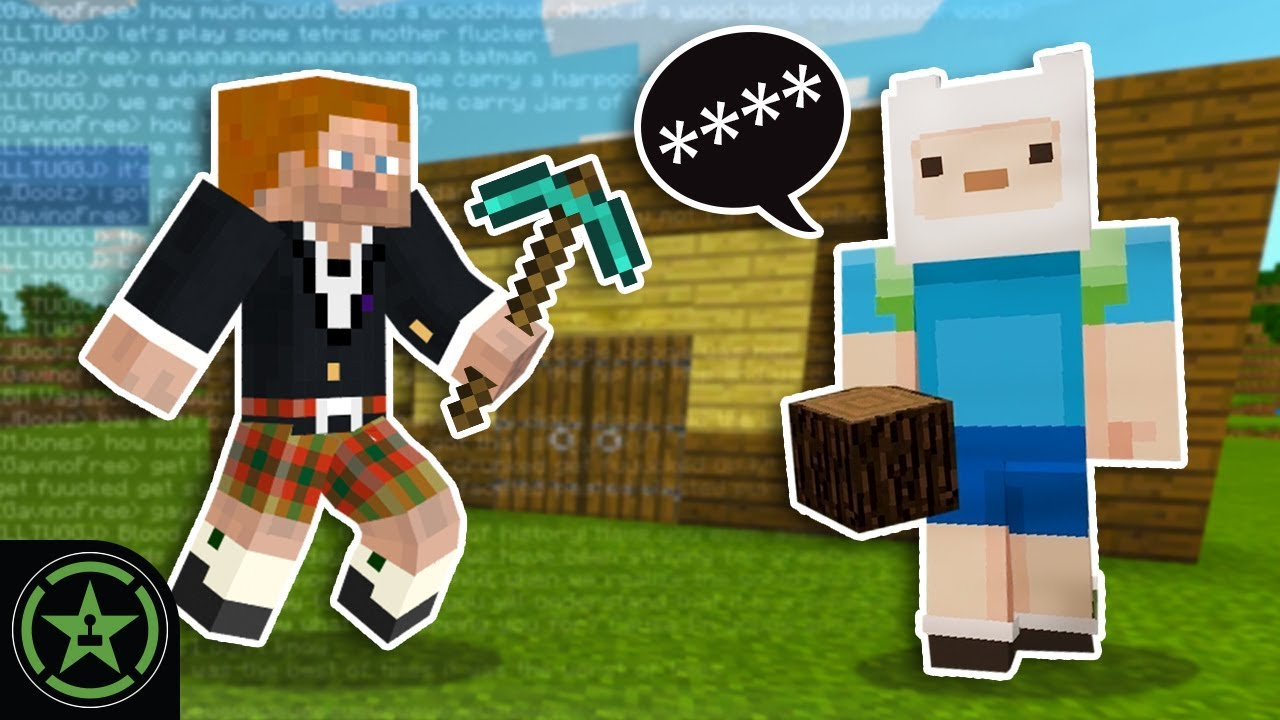 Let's Play Minecraft - Episode 295 - Text-to-Speech - YouTube