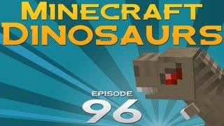 Minecraft Dinosaurs! - Episode 96 - Fossils and Archeology