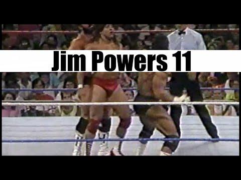 Jim Powers and Jumpin Jim Brunzell vs Power and Glory: Jobber Squash Match