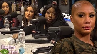 Loni Love TELLS ALL about TAMAR BRAXTON getting FIRED | VINCE is to blame and TAMAR knows THE TRUTH!