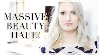 Massive Beauty Haul | New Releases & Shopping