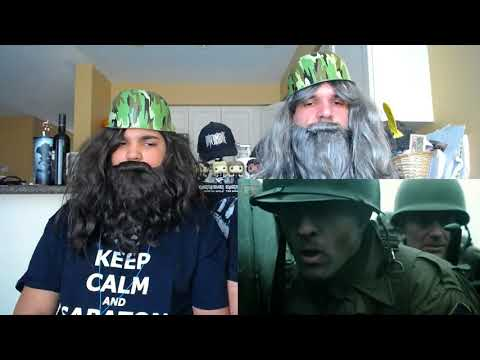 Sabaton - In The Army Now REACTION!!!