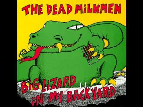 The Dead Milkmen-Beach Song(lyrics)