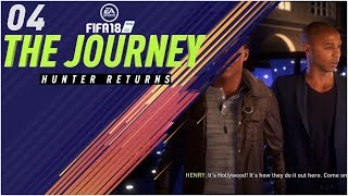 Fifa 18 the journey episode 4 - partying with thierry henry!!