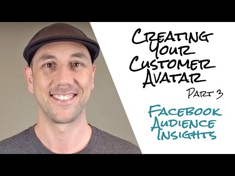 Customer Avatar Part 3 - The Facebook Insights Tool