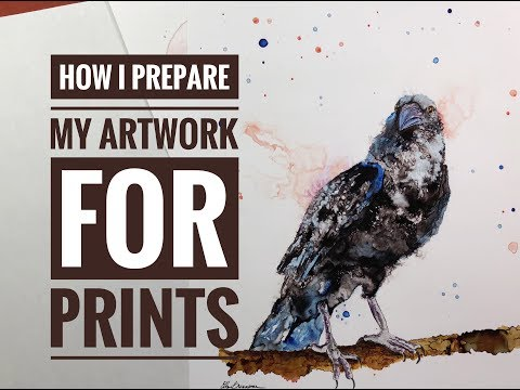 Selling Your Artwork: How To Prepare Art Prints For Shipping