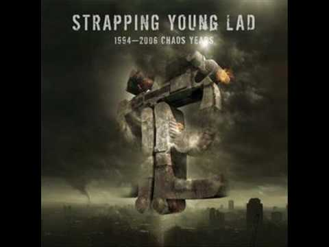 Strapping Young Lad  Shitstorm