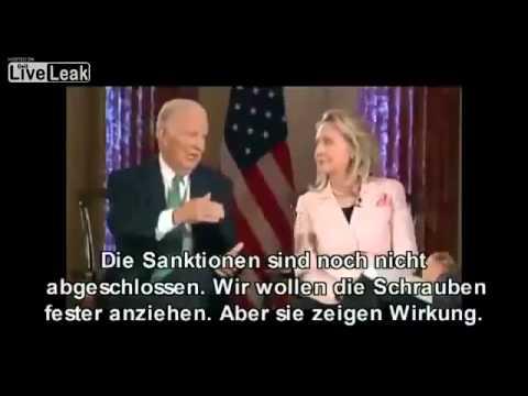 LiveLeak com UNBELIVEABLE Hillary Clinton laughs about possible war against Iran