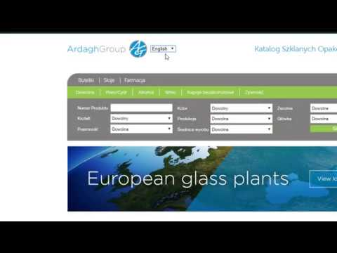 Ardagh Group - Glass Product Catalogue
