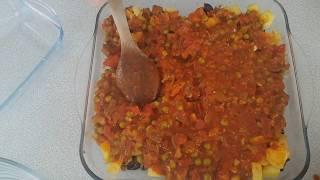 Fırında Patlıcan Kebabı Tarifi/Pratik Tarifler
