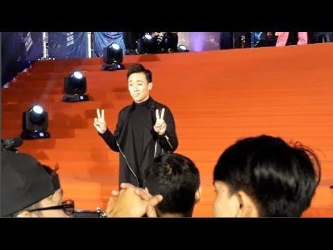 Trấn Thành cùng dàn sao trẻ Vpop hội tụ trên thảm đỏ Zing Music Award 2017
