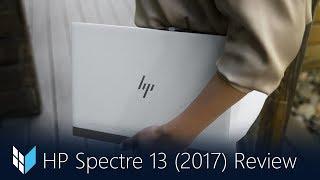 HP Spectre 13 (2017) Review / Test (Deutsch) mit Intel Core i7-8550U