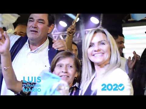 Mario Ayala.  Cierre De Campaña - Plaza Batlle