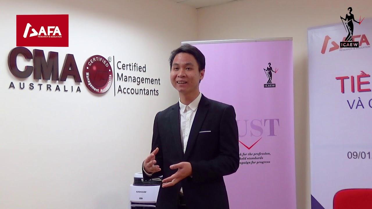 ICAEW: Làm việc tại Big4 có khó không? – Chia sẻ từ cựu Audit Senior tại Big4 – ICAEW CFAB