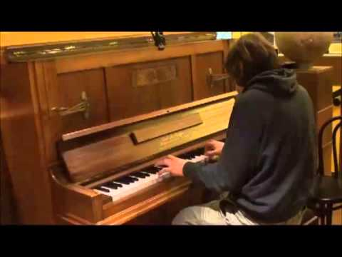 Marstall Heidelberg / Klavierabend - Improvisation on Behind The Yashmak (by E.S.T.)