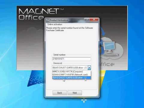 How to… import a dxf-dwg to magnet office and export to magnet.